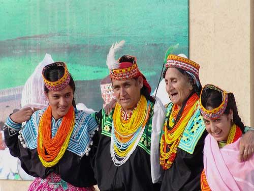 Kalash: Los descendientes de Alejandro El Grande