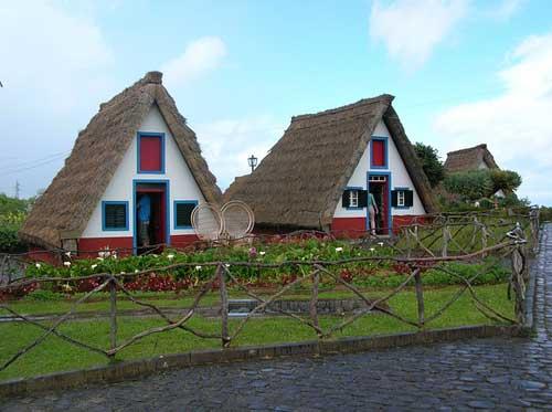Casas de Santana