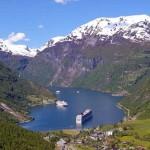 Los Fiordos Noruegos II