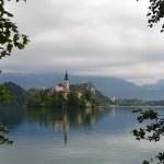 Bled, el lago y la única isla de Eslovenia