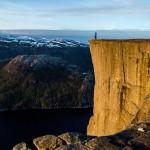 Los Fiordos noruegos I