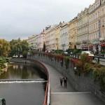 Karlovy Vary, la ciudad balneario checa