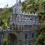 La ciudad de las nubes verdes y el Santuario de las Lajas