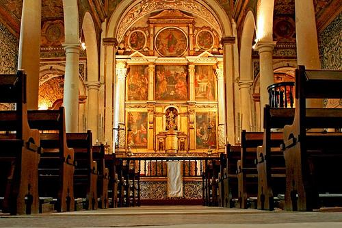 Iglesia de Santa María en Óbidos