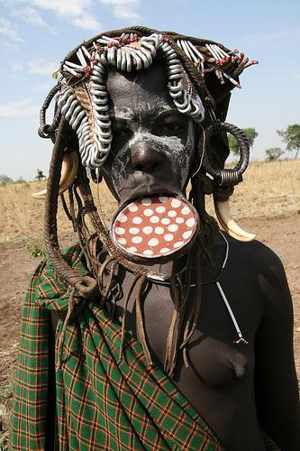 Las increibles tribus del Valle del Omo