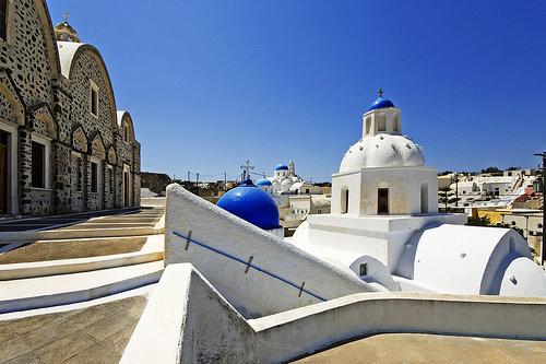 Vothonas, en Santorini