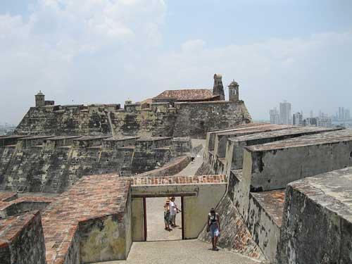 Castillo de Cartagena de Indias