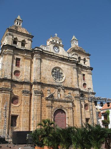 Cartagena de Indias, la joya colonial colombiana