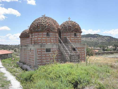Monasterio de Limonas
