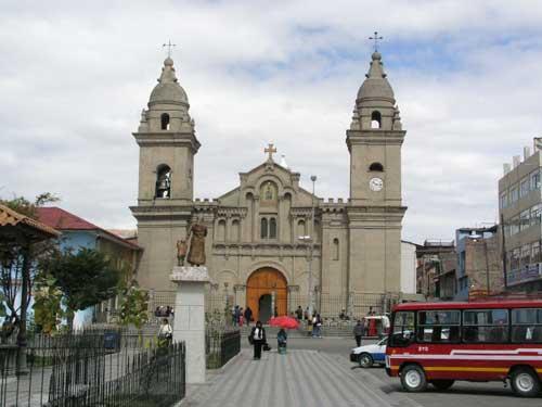 Catedral de Jauja