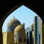 Samarkanda, encrucijada de culturas