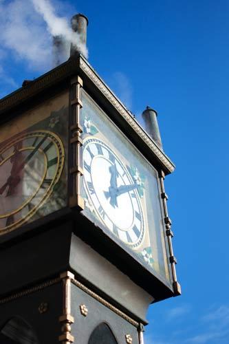Reloj de Gastown