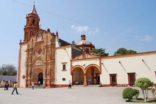 Las Misiones franciscanas de la Sierra Gorda de Querétaro