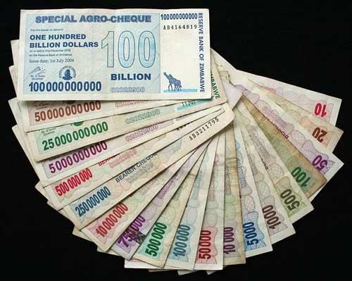 dolar-zimbabue