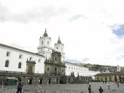 San Francisco, Quito
